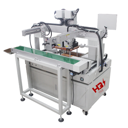 On-line fully automatic screw machine